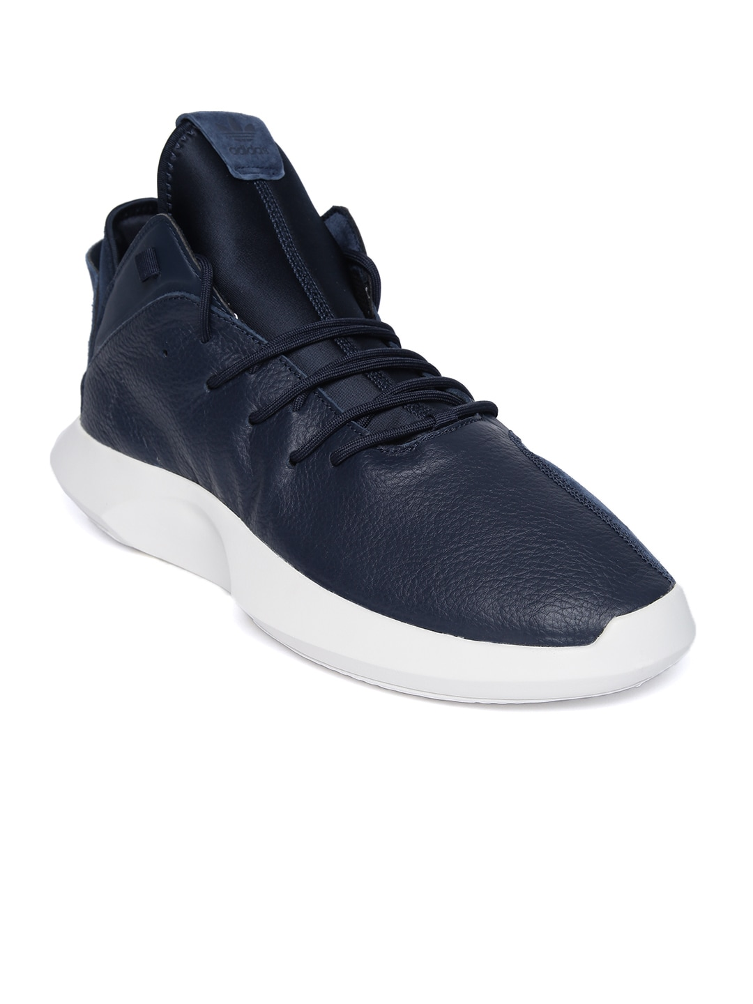 bf86f4781f0e99 Adidas Leather Shoes - Buy Adidas Leather Shoes Online in India