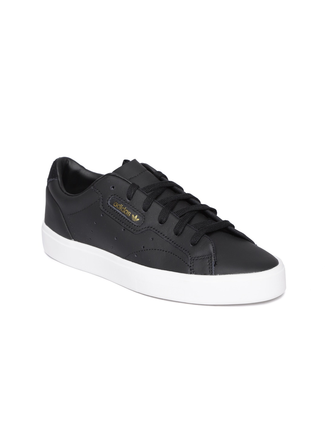 hot sale online bec5c 256f9 Adidas Leather Shoes - Buy Adidas Leather Shoes Online in In