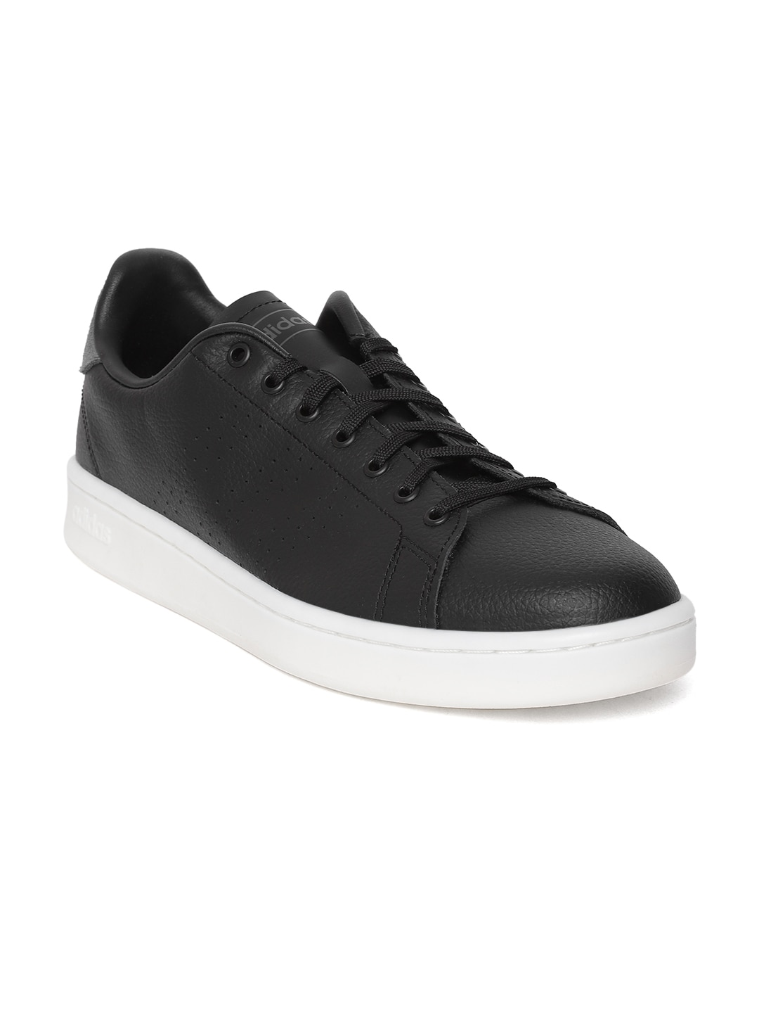 f102a0e97bbd1 Adidas Leather Shoes - Buy Adidas Leather Shoes Online in India