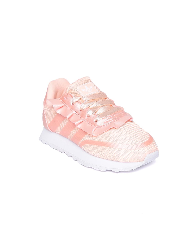 5bb922d133 ADIDAS Originals Unisex Orange Sneakers