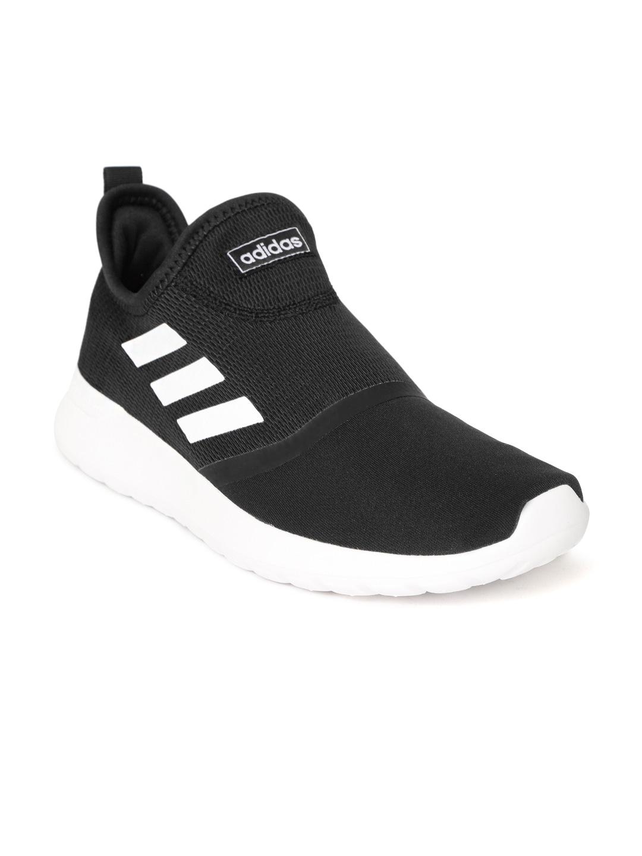 Adidas Lite Men Racer Slip Black Ons xoeBdrCW