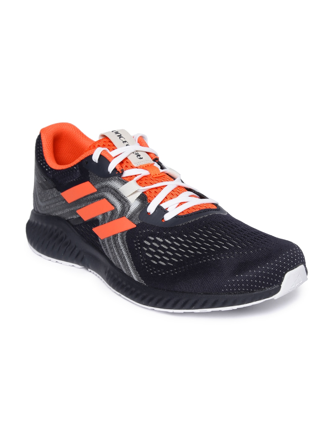 d4485585e6c2 ADIDAS Men Navy Aerobounce 2 Running Shoes