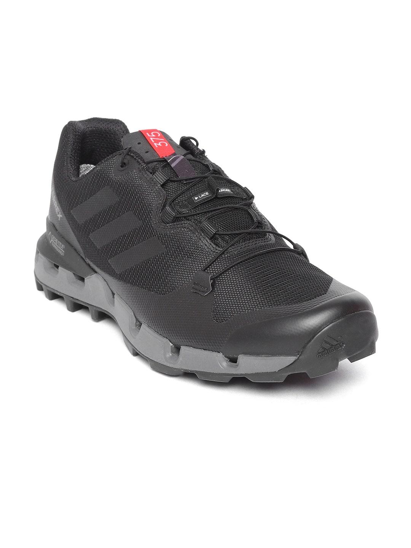 ee004306504 ADIDAS Men Black Terrex Fast GTX-Surround Trekking Shoes