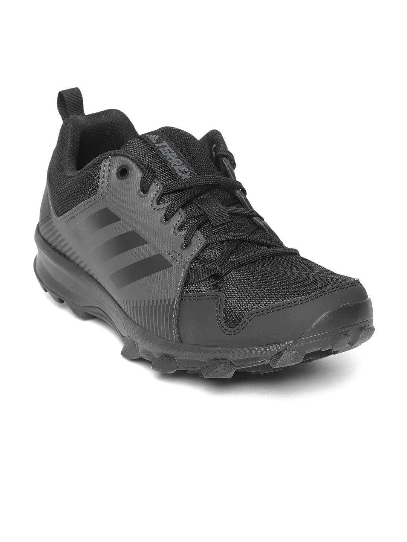 ADIDAS Men Black Terrex Tracerocker Trail Running Shoes