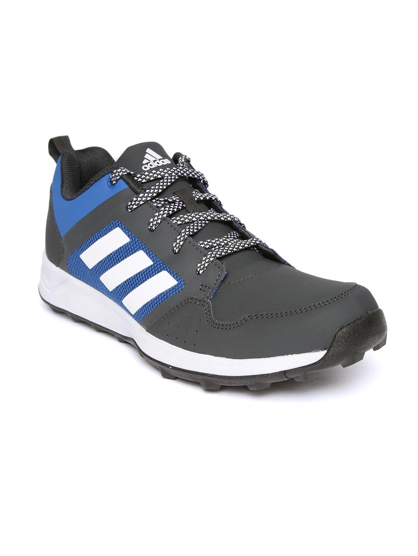 large sélection nouveau sélection magasin ADIDAS Men Black & Blue TERREX CMTK IND Outdoor Shoes