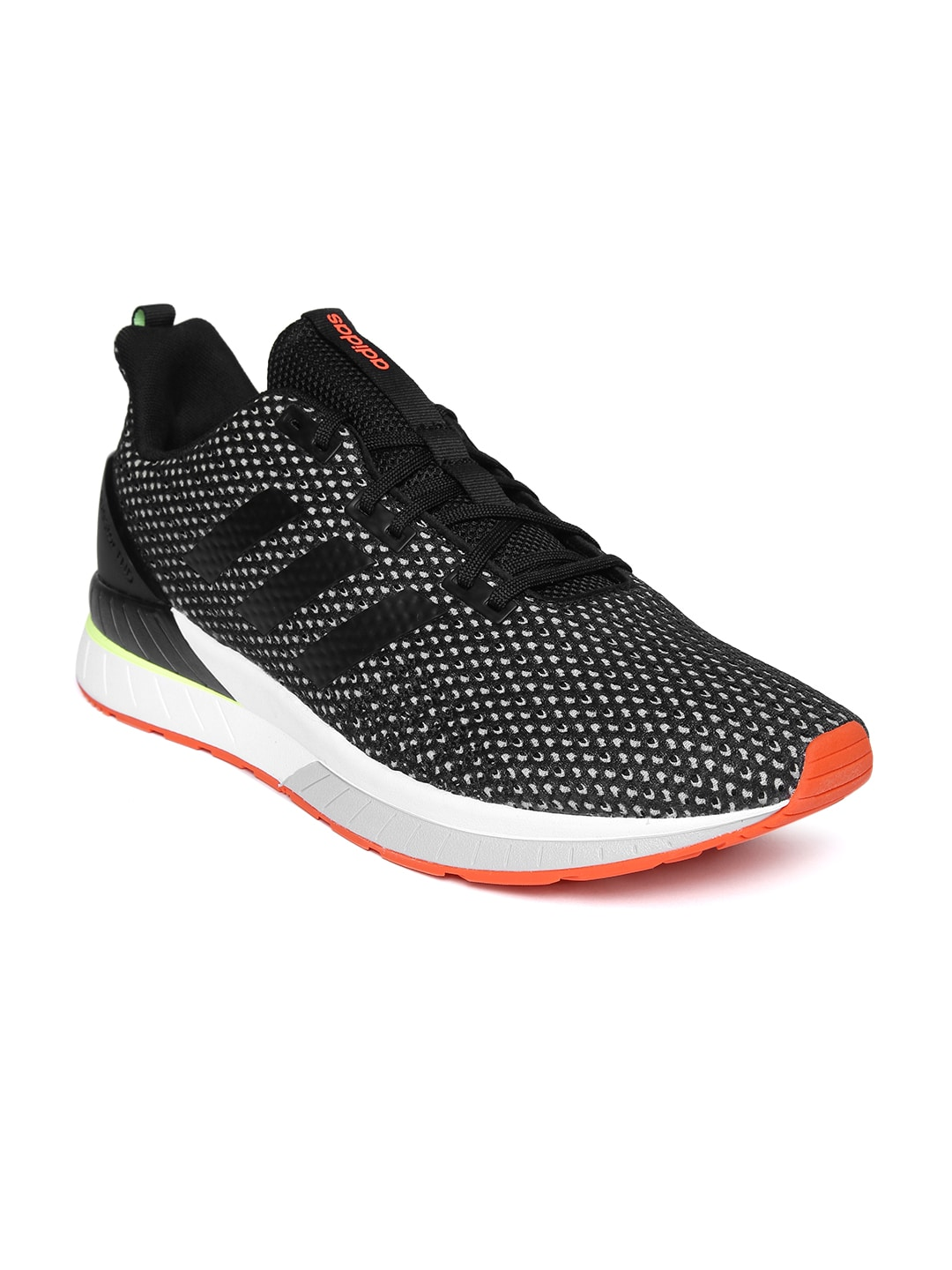 best loved 578ef c3d06 Adidas Shoes With Flat Shawl - Buy Adidas Shoes With Flat Shawl online in  India