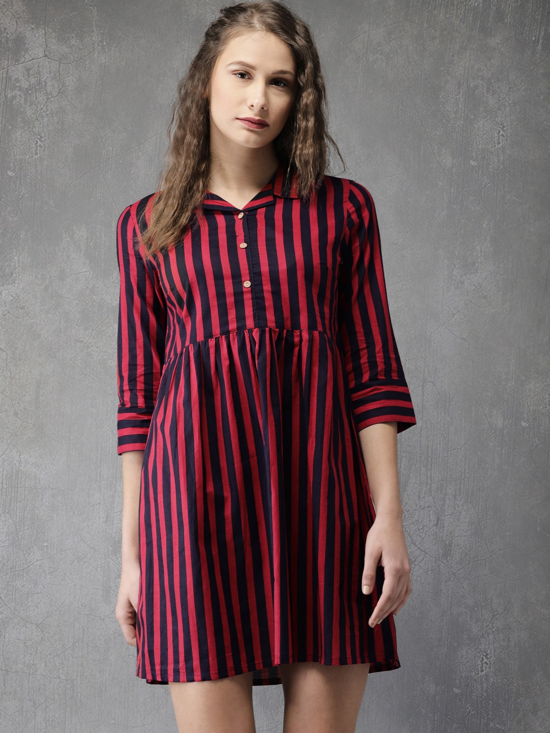 3982f488746 Striped Dresses - Buy Striped Dresses online in India