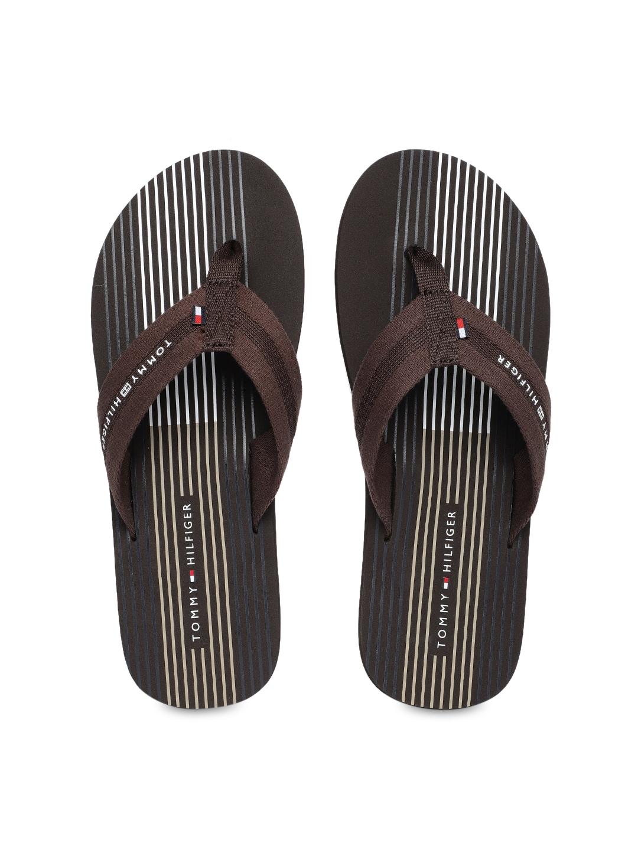 4ac750c12fd0c2 Tommy Hilfiger Flip Flops - Buy Tommy Hilfiger Flip Flops online in India