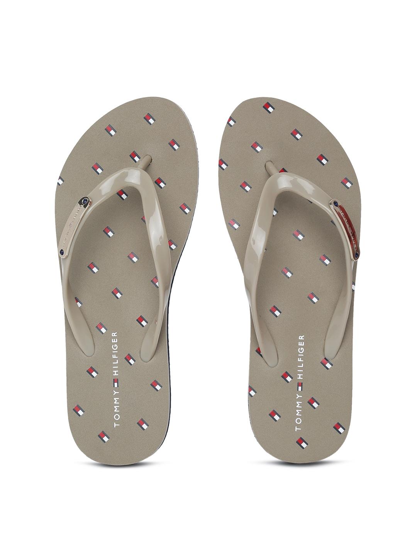 2e8469e24a34 Tommy Hilfiger Flip Flops - Buy Tommy Hilfiger Flip Flops online in India