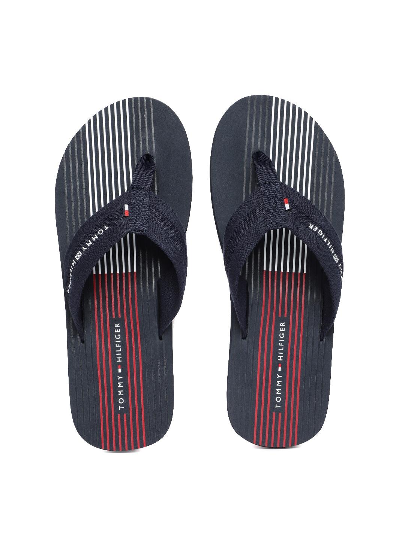34ed419b17819f Tommy Hilfiger Flip Flops - Buy Tommy Hilfiger Flip Flops online in India