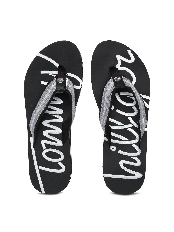 d4d7b1696 Tommy Hilfiger Flip Flops - Buy Tommy Hilfiger Flip Flops online in India