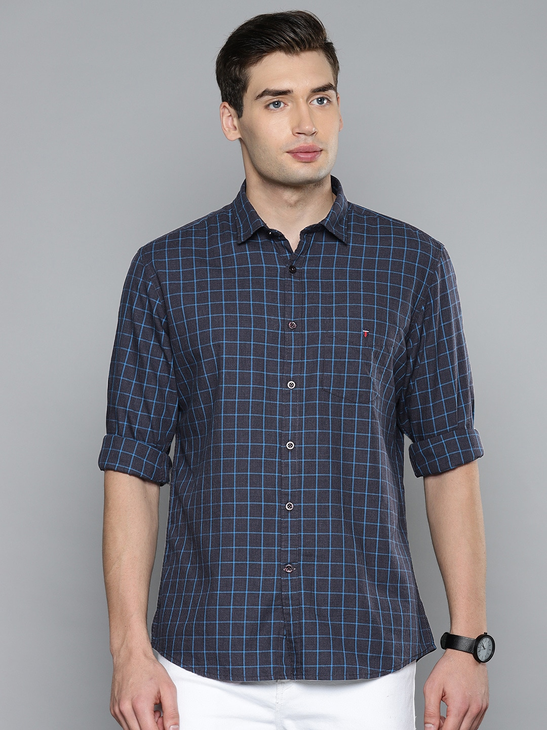 7d0e83589b5 Slim Fit Shirts