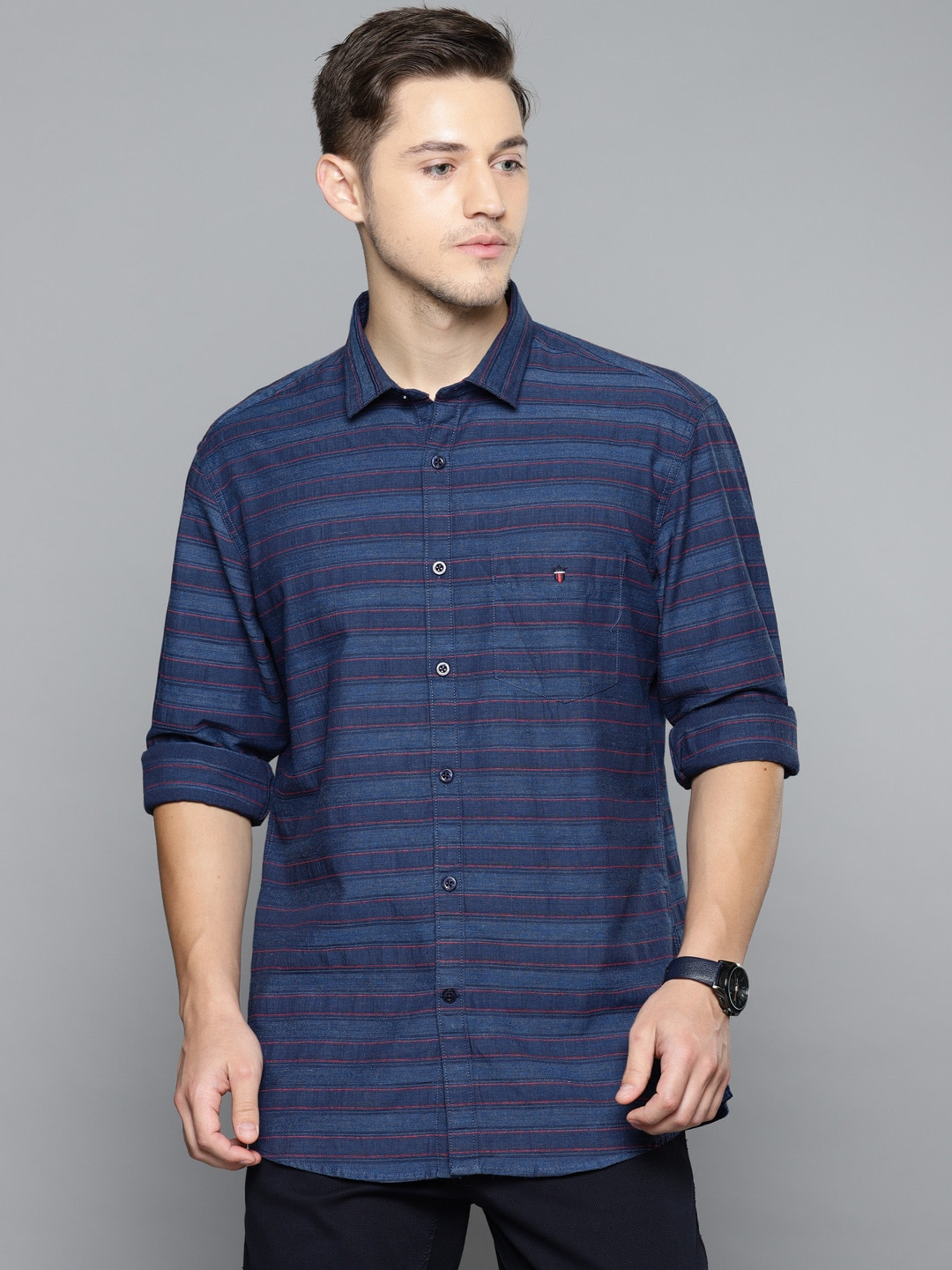 2eb5c840601 Stripe Shirt Men - Buy Stripe Shirt Men online in India
