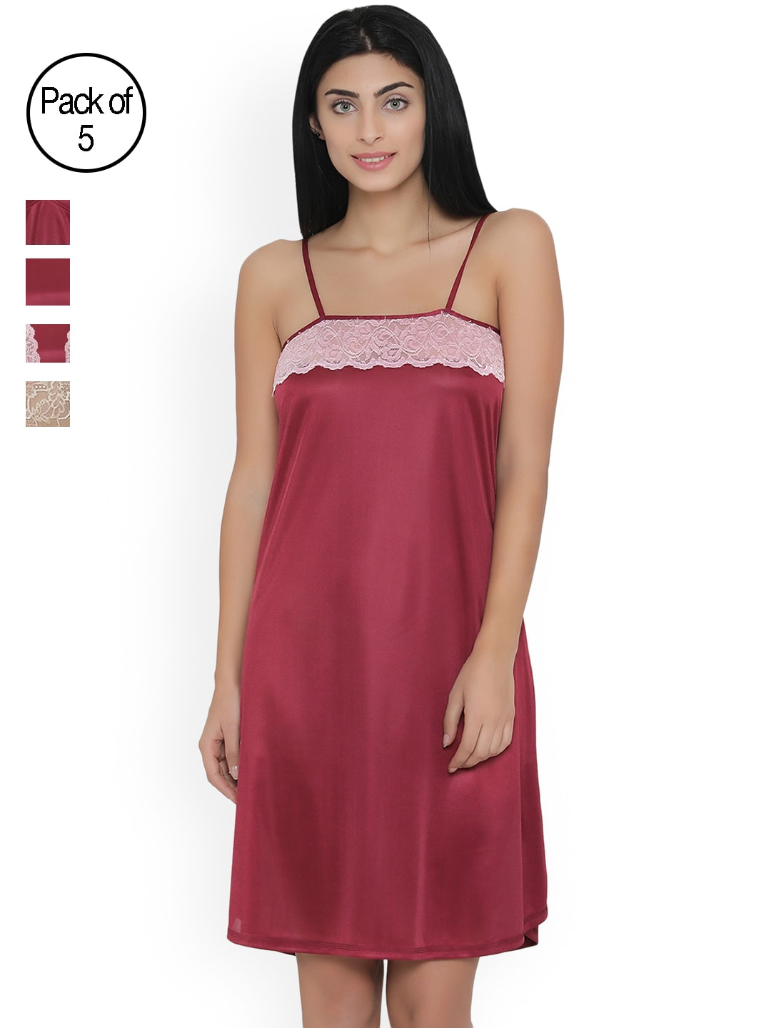 Clovia Nightdresses - Buy Clovia Nightdresses online in India 4ce703603