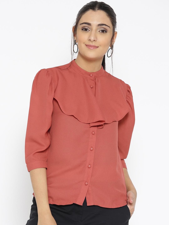 87d24d7e2a581a Women Ruffled Wear - Buy Women Ruffled Wear online in India