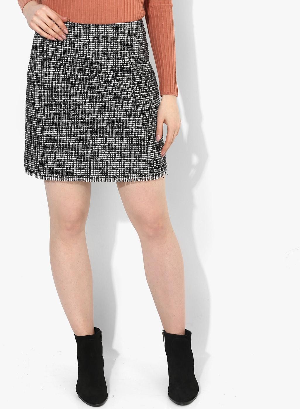 3f7dc301e Black Women Skirts Dorothy Perkins - Buy Black Women Skirts Dorothy Perkins  online in India - Jabong