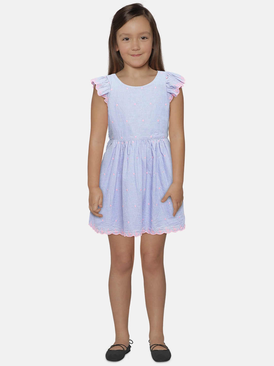 a5034ed4398 Girls Dresses - Buy Frocks   Gowns for Girls Online