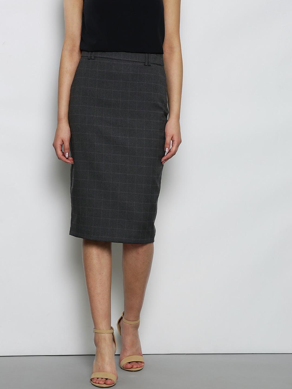 e1f527a63a Women Knee Length Skirts - Buy Women Knee Length Skirts online in India