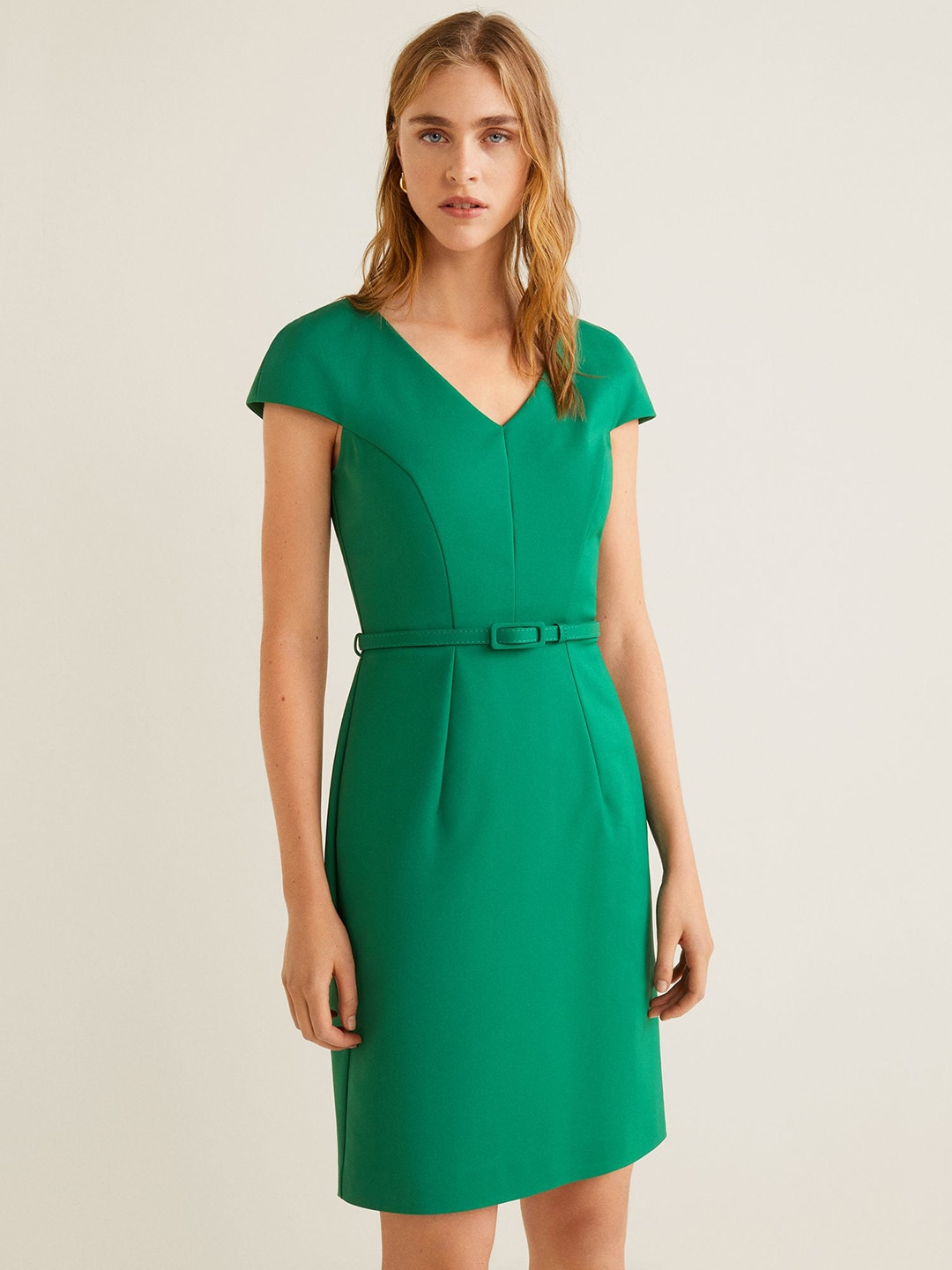 fea2d6120c Womens Green Dress - Buy Green Dress for Women Online