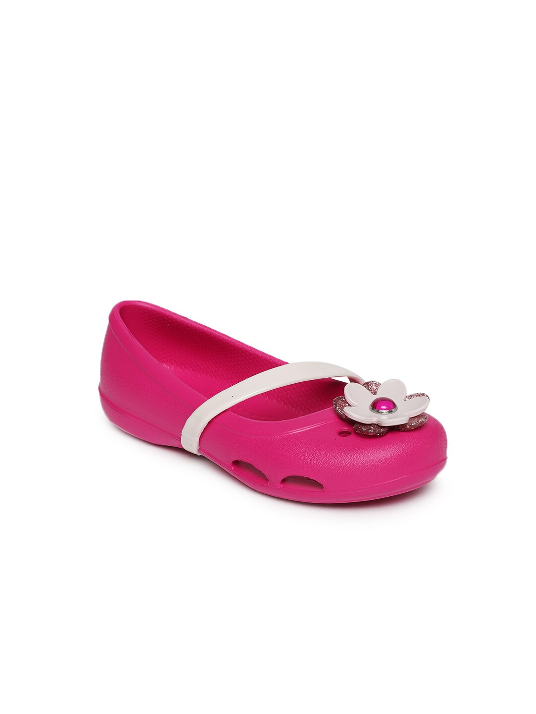 99dd1186d Crocs Ballerina Footwear - Buy Crocs Ballerina Footwear online in India