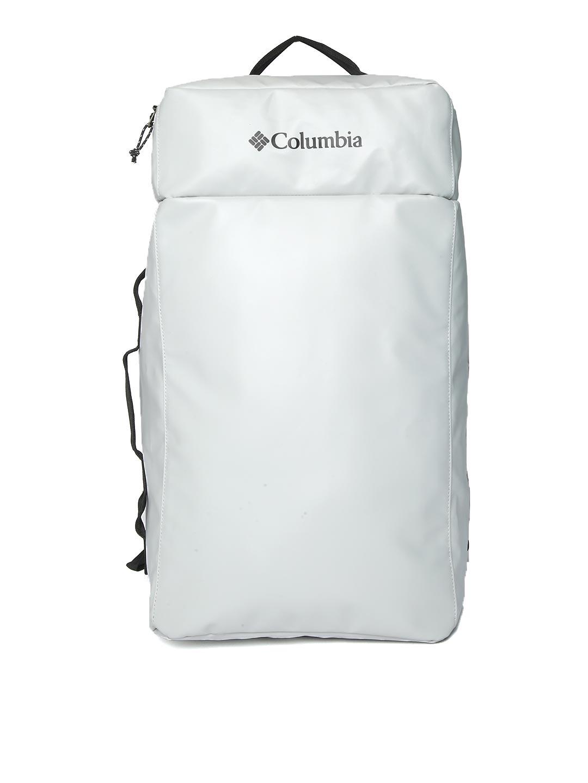 Street Elite Unisex White Street Elite Convertible Duffel Bag cum Backpack