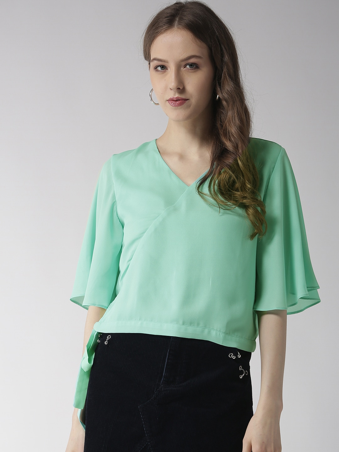 d285e60a48a Madame Tops - Buy Madame Top for Women Online in India
