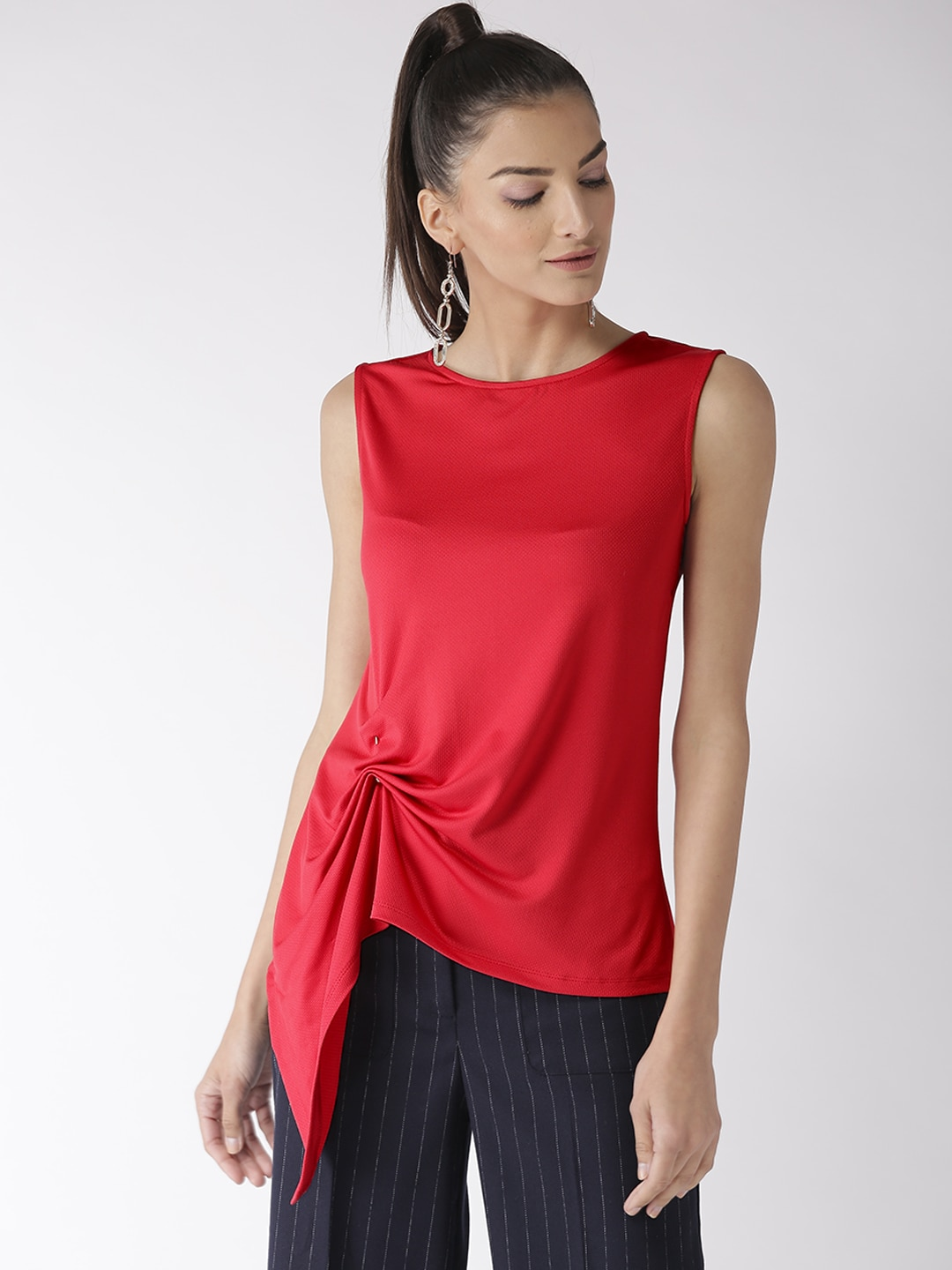 4b1e7a2bb9b84b Madame Tops - Buy Madame Top for Women Online in India