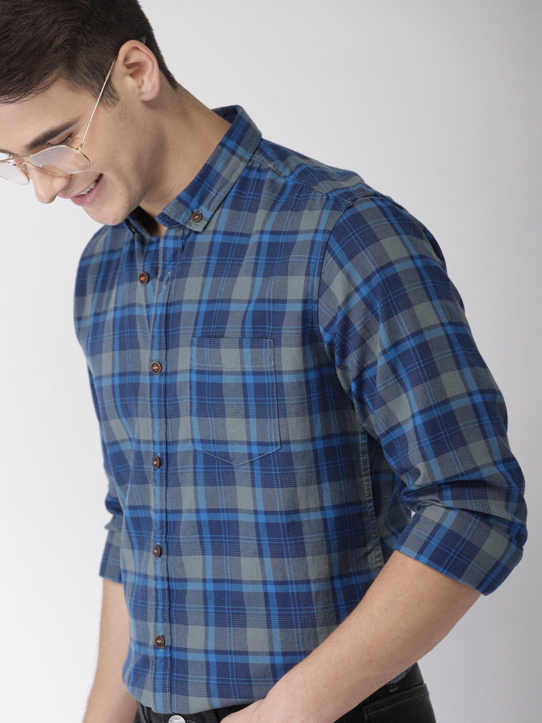 b6a11658edce Casual Shirts for Men - Buy Men Casual Shirt Online in India