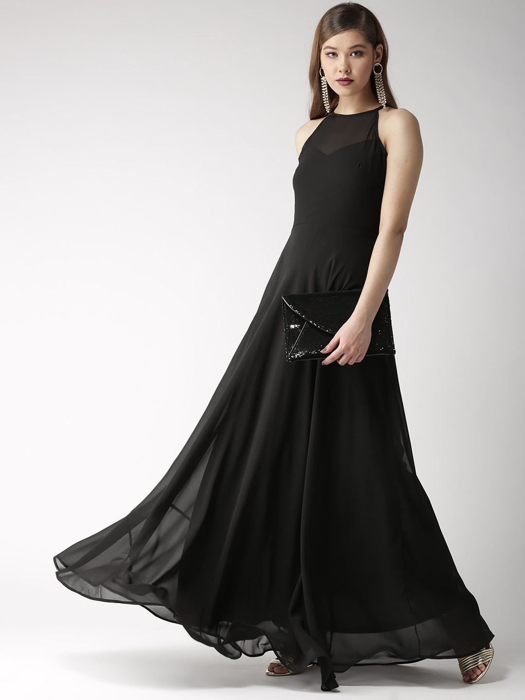 1bc5f2a53 Maxi Dresses Online India Myntra - AByte Computer Solutions