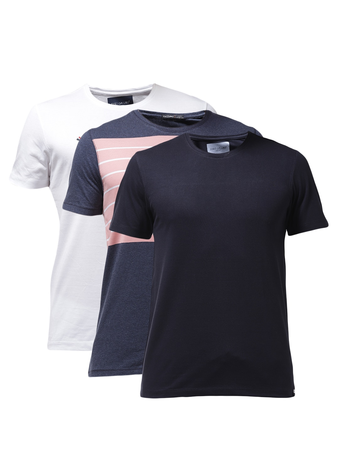 f9d65f719ba 3 Pack Tshirts - Buy 3 Pack Tshirts online in India