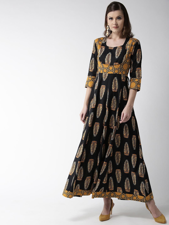 ea9e812d7 Liebemode Maxi Dresses - Buy Liebemode Maxi Dresses online in India