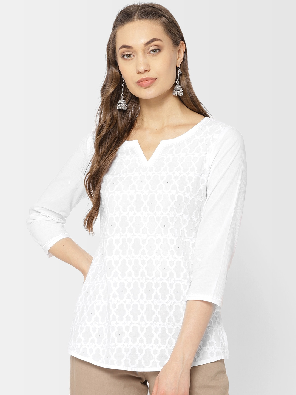 e1e876b5f6e Short Kurtis - Buy Short Kurti For Women Online in India
