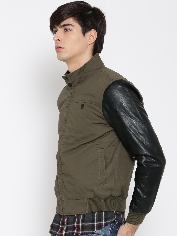 Leather jacket yepme - John Players Jackets Buy John Players Jackets Online In India At Best Price