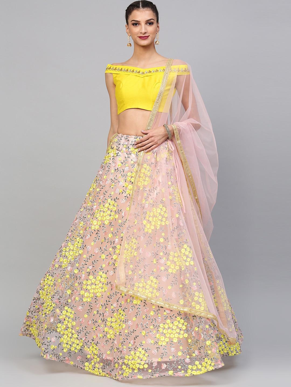 2faf85c880d Women Inddus Lehenga Choli - Buy Women Inddus Lehenga Choli online in India