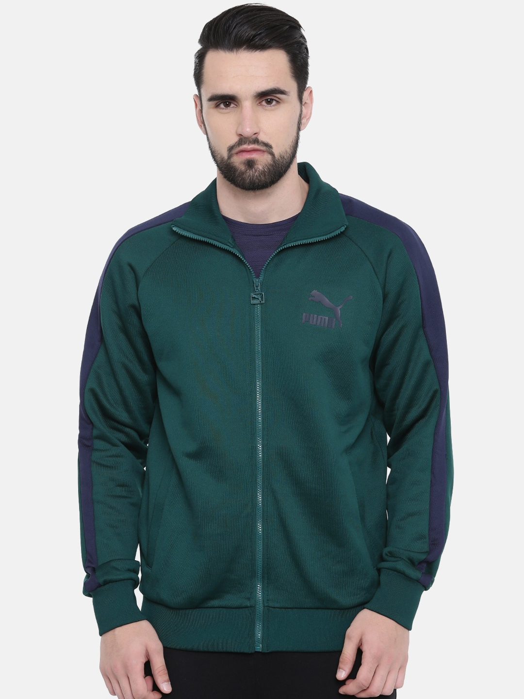 5911ca75c828 Puma Jacket - Buy original Puma Jackets Online in India
