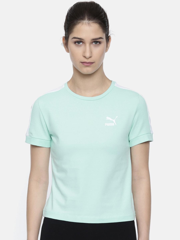 4918e96d5acf Puma Women Tshirts - Buy Puma Women Tshirts online in India