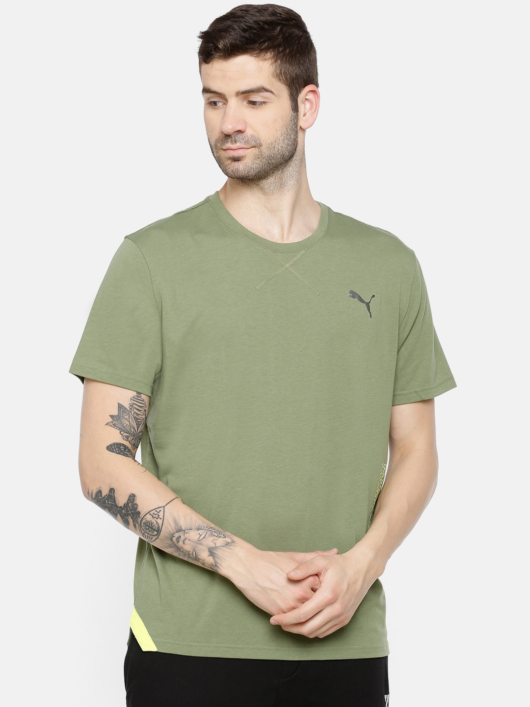 96c94c06ee2 T-Shirts - Buy TShirt For Men, Women & Kids Online in India | Myntra