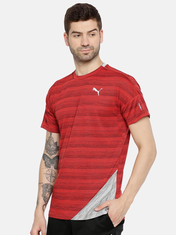 00b816d166e4a4 The Puma Tshirts - Buy The Puma Tshirts online in India