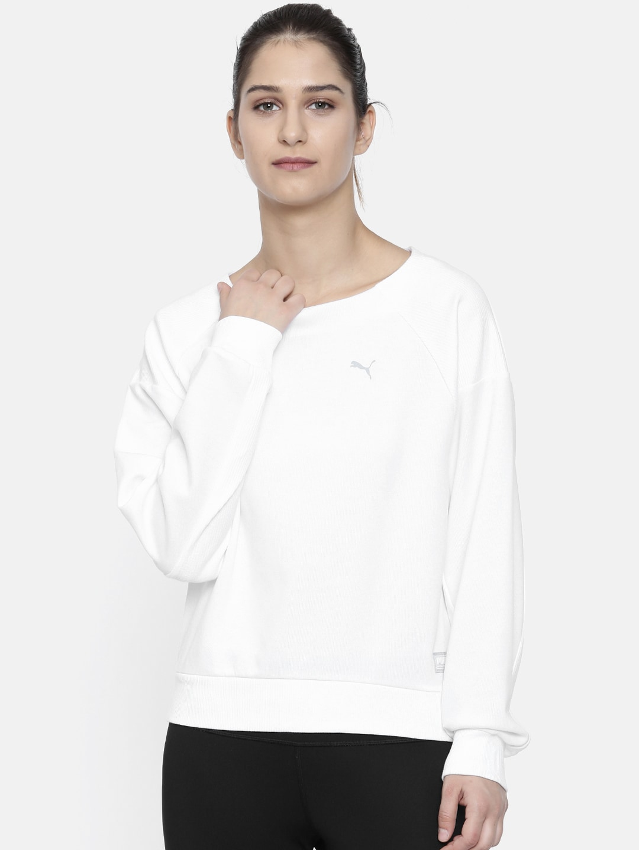 6054bf10a120 Sweatshirts for Women - Buy Ladies   Women s Sweatshirts Online
