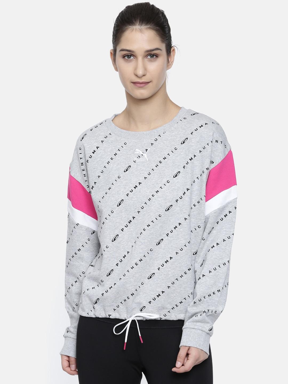 db4ee5277820 Puma Sweatshirt - Buy Puma Sweatshirts for Men   Women In India