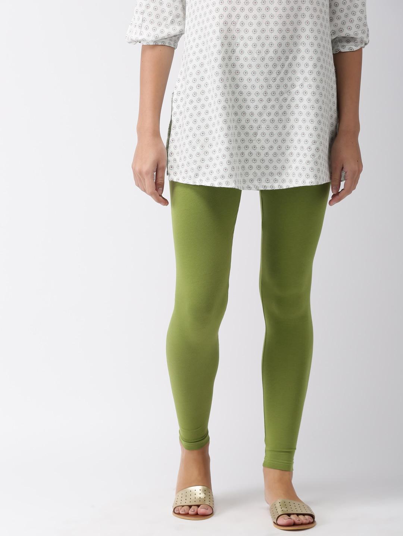 9293d7831c5 Ankle Length Leggings - Buy Ankle Length Leggings Online For Women - Myntra
