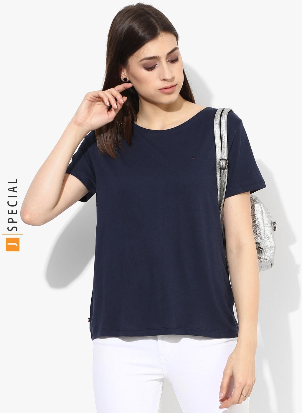 b17e599cd35d3 Women Apparel Tops Tees Shirts - Buy Women Apparel Tops Tees Shirts online  in India - Jabong