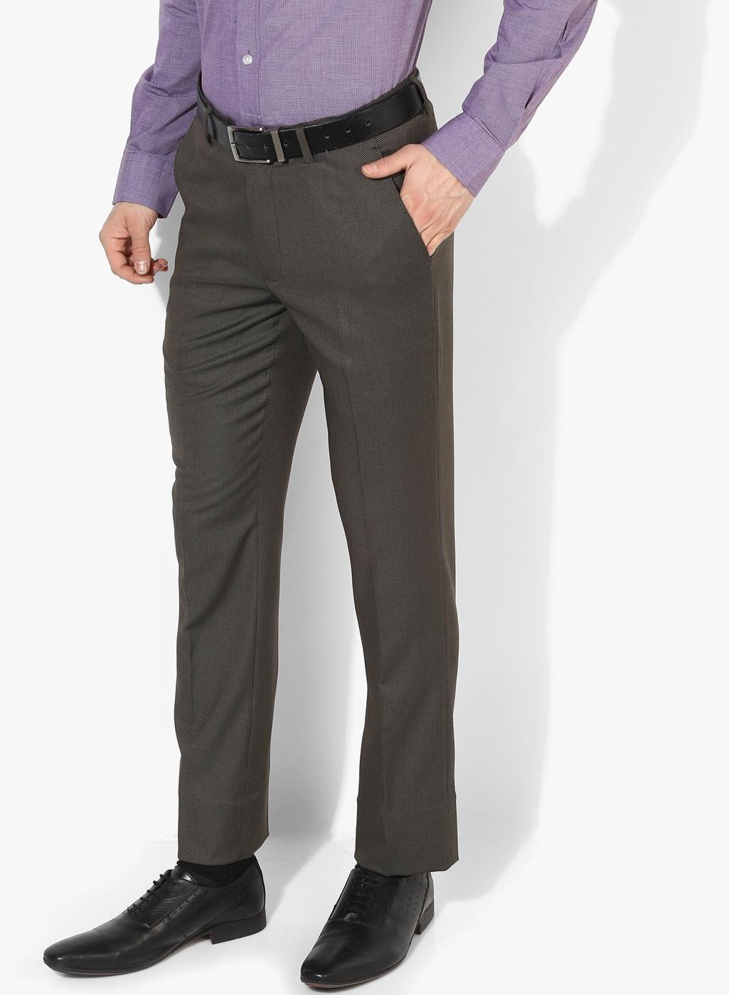 e2bbb7f011f3 Men Trousers Formal Trousers - Buy Men Trousers Formal Trousers online in  India - Jabong