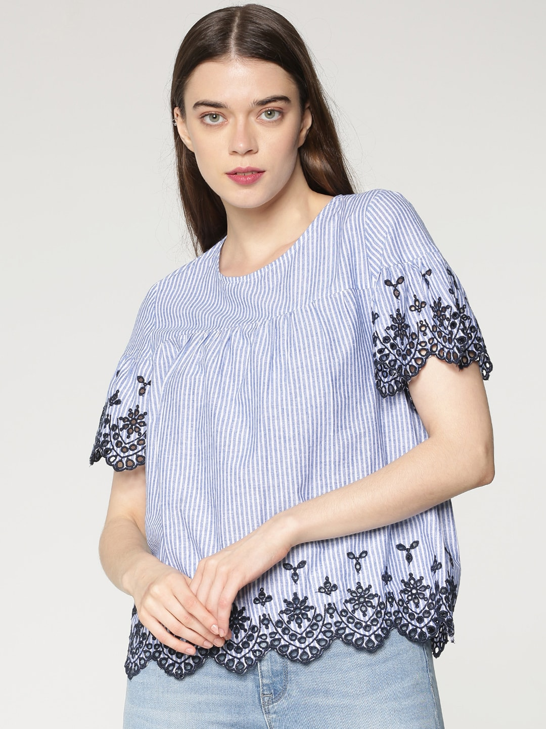 8db1d5319c795c Cut Out Tops - Buy Cut Out Top Online in India