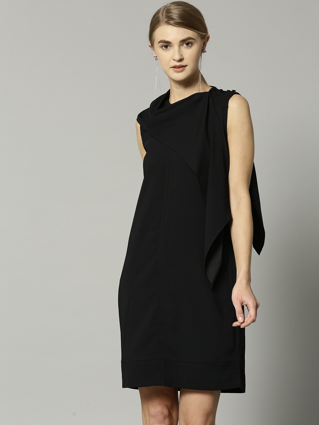1759201e69b Black Dress - Buy Black Dresses For Women in India
