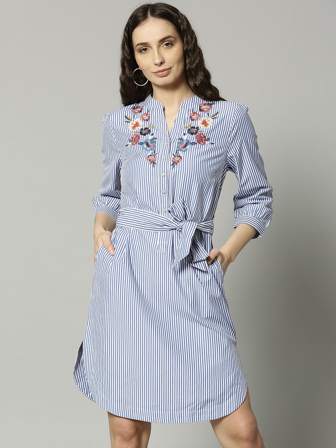 19ae885e69d Striped Dresses - Buy Striped Dresses online in India