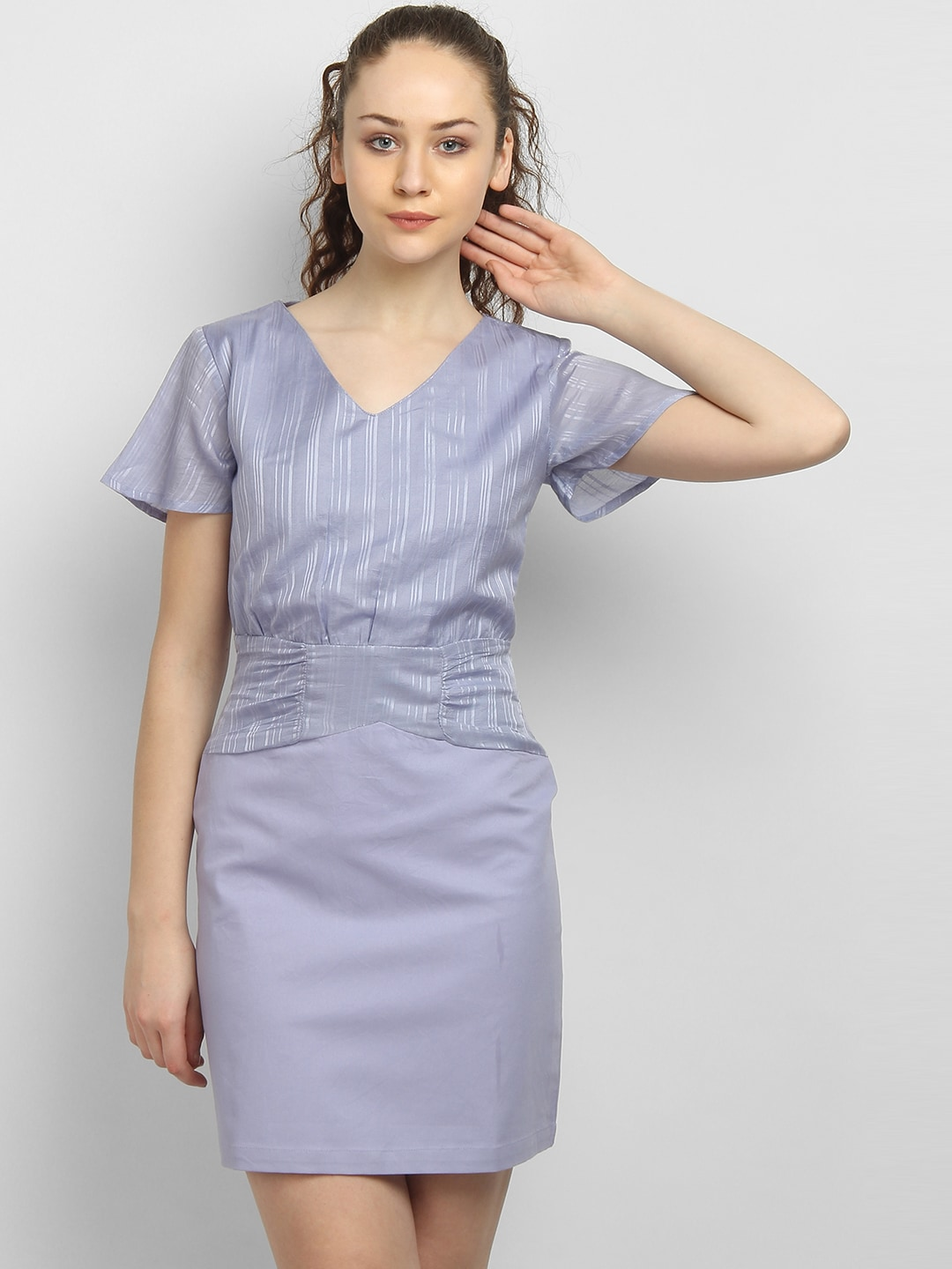 38649e24ef9 Lavender Dress - Buy Lavender Dresses for Women Online