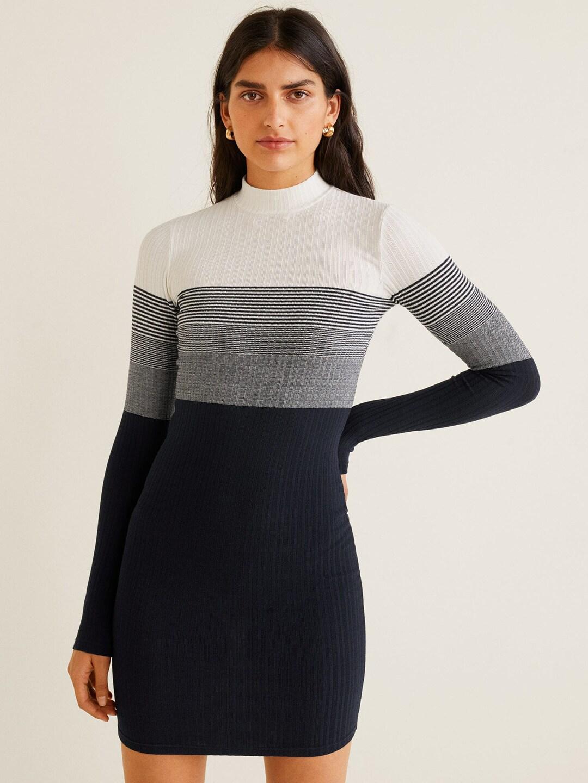 b79b2c6424 Navy Blue Dresses - Buy Navy Blue Dresses online in India