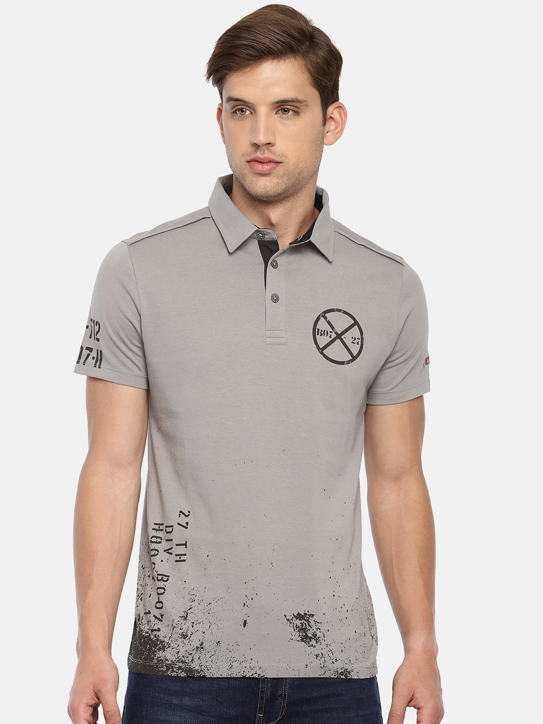 Buy Being Human T-Shirts Online For Men At Myntra 95781d13f