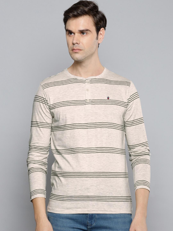 1da201e03dfb Henley Tshirts - Buy Henley T-shirts for Men   Women Online - Myntra